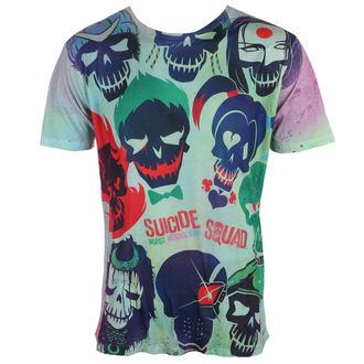film majica moški Suicide Squad - Poster - LIVE NATION, LIVE NATION, Suicide Squad