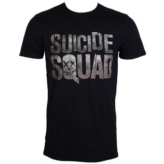 film majica moški Suicide Squad - Logo - LIVE NATION, LIVE NATION