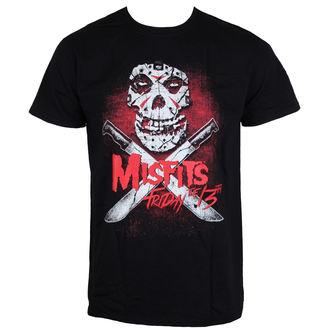 majica kovinski moški Misfits - Friday 13Th - LIVE NATION, LIVE NATION, Misfits