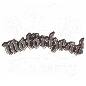 Tack Motörhead - ALCHEMY GOTHIC - Logo - PC501