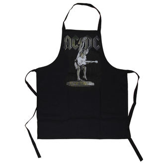 Predpasnik AC / DC - Stiff Upper Lip Apron - LOW FREQUENCY, LOW FREQUENCY, AC-DC