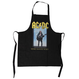 Predpasnik AC / DC - Who Made Who Apron - LOW FREQUENCY, LOW FREQUENCY, AC-DC