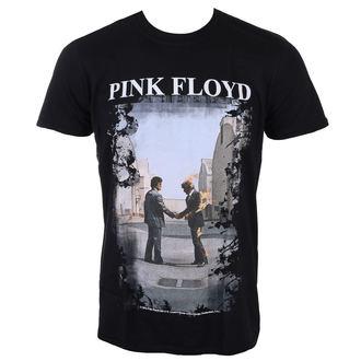 majica kovinski moški Pink Floyd - Burning Man - LOW FREQUENCY, LOW FREQUENCY, Pink Floyd