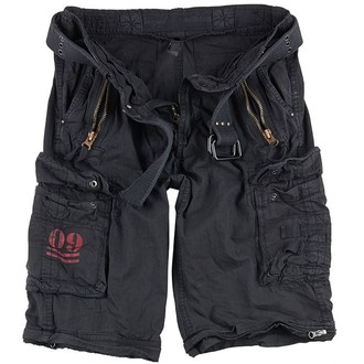 Hlače moški SURPLUS - ROYAL OUTBACK - BLACK, SURPLUS