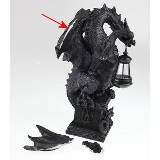 dekoracija Črno Zmaj Svetloba, Nemesis now