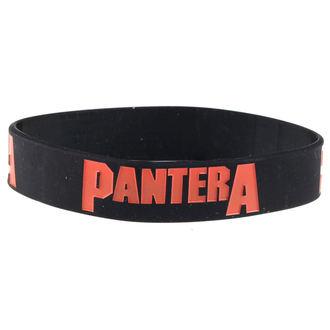 Zapestnica Pantera - Logo - ROCK OFF, ROCK OFF, Pantera