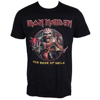 majica kovinski moški Iron Maiden - Book Of Souls - ROCK OFF, ROCK OFF, Iron Maiden