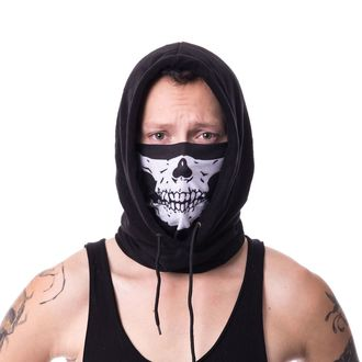 Balaclava POIZEN INDUSTRIES - SM2 SNOOD - Bela, POIZEN INDUSTRIES