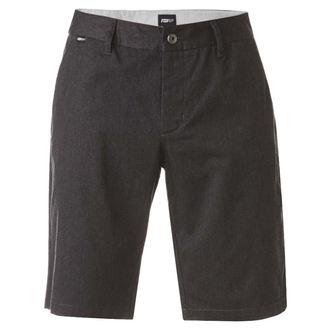 Kratke hlače moški FOX - Essex Pinstripe - Oglje, FOX