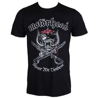 majica kovinski moški Motörhead - Shiver Me Timbers - ROCK OFF, ROCK OFF, Motörhead