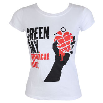 Metal majica ženske Green Day - American Idiot - ROCK OFF, ROCK OFF, Green Day