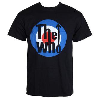 majica kovinski moški Who - Target Classic - ROCK OFF, ROCK OFF, Who