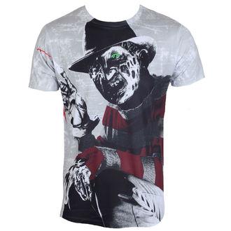 film majica moški Noční můra z Elm Street - Freddy Krueger - HYBRIS, HYBRIS, Mora v ulici brestov