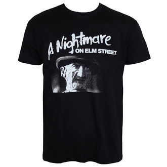 film majica moški Noční můra z Elm Street - Black - HYBRIS, HYBRIS, Mora v ulici brestov