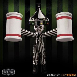 figurica Beetlejuice - Living Dead Dolls Doll - Čas za predstavo, LIVING DEAD DOLLS