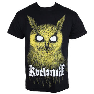 Metal majica moški Kvelertak - Barlett Owl Yellow - KINGS ROAD, KINGS ROAD, Kvelertak