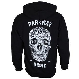 jopa s kapuco moški Parkway Drive - Skull - KINGS ROAD, KINGS ROAD, Parkway Drive