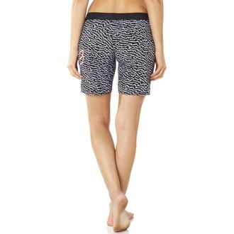 kopalke ženske (kratke hlače) FOX - Chargin - Črno / Bela, FOX
