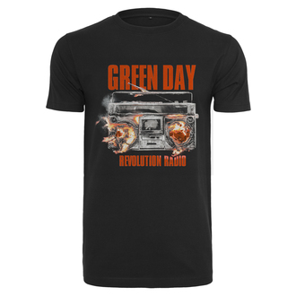 Metal majica moški Green Day - Radio - URBAN CLASSIC, NNM, Green Day