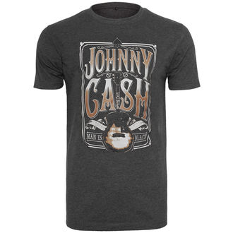 majica kovinski moški Johnny Cash - Man In Black - URBAN CLASSIC, Johnny Cash
