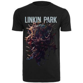 tričko pánské Linkin Park - Heart, NNM, Linkin Park