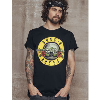 majica kovinski moški Guns N' Roses - Logo - URBAN CLASSIC, NNM, Guns N' Roses