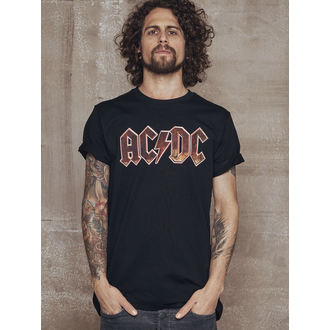 majica kovinski moški AC-DC - Voltage - URBAN CLASSIC, NNM, AC-DC
