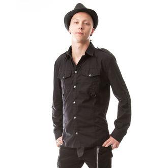 majica moški Vixxsin - TORN - BLACK
