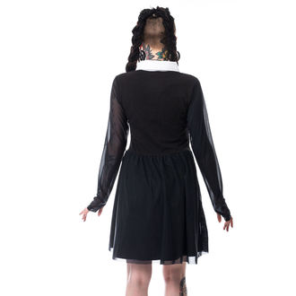 Obleka ženske Heartless - WEDNESDAY - BLACK, HEARTLESS