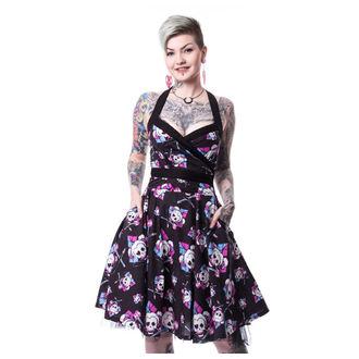 Obleka ženske SUICIDE SQUAD - HARLEY SQUAD - BLACK