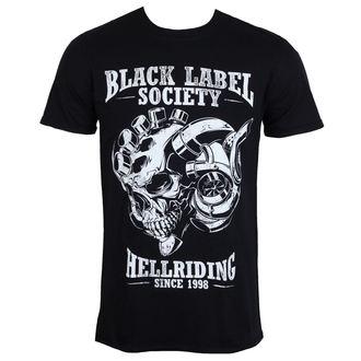 majica kovinski moški Black Label Society - HELL RIDING - PLASTIC HEAD, PLASTIC HEAD, Black Label Society