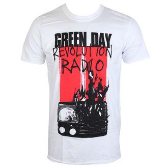 majica kovinski moški Green Day - RADIO COMBUSTION - PLASTIC HEAD, PLASTIC HEAD, Green Day