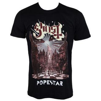 majica kovinski moški Ghost - POPESTAR - PLASTIC HEAD, PLASTIC HEAD, Ghost