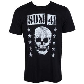 Metal majica moški Sum 41 - GRINNING SKULL - PLASTIC HEAD, PLASTIC HEAD, Sum 41