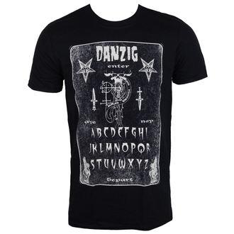 majica kovinski moški Danzig - OUIJA BOARD - PLASTIC HEAD, PLASTIC HEAD, Danzig