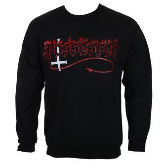 moški pulover brez kapuce Possessed - Logo - MASSACRE RECORDS, MASSACRE RECORDS, Possessed