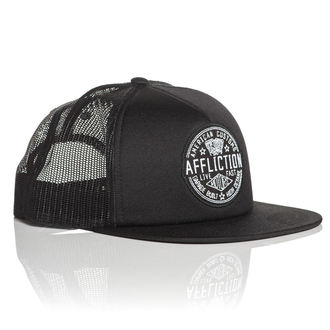 Cap AFFLICTION - Motors Seal, AFFLICTION
