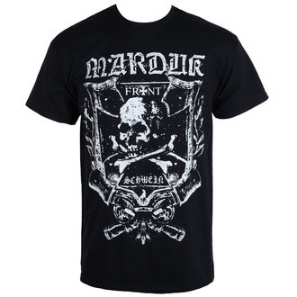 majica kovinski moški Marduk - FRONTSCHWEIN SHIELD - RAZAMATAZ, RAZAMATAZ, Marduk
