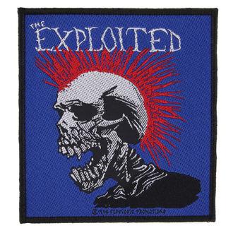 obliž THE EXPLOITED - MOHICAN MULTICOLOUR - RAZAMATAZ, RAZAMATAZ, Exploited