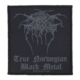 obliž DARKTHRONE - TRUE NORWEGIAN BLACK METAL - RAZAMATAZ, RAZAMATAZ, Darkthrone