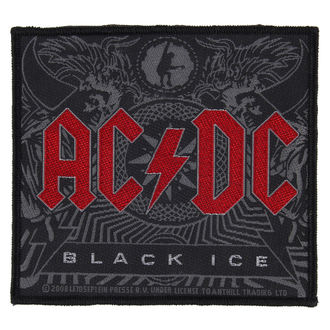 obliž AC / DC - BLACK ICE - RAZAMATAZ - SP2302