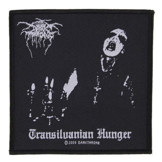 obliž DARKTHRONE - TRANSILVANIAN HUNGER - RAZAMATAZ, RAZAMATAZ, Darkthrone