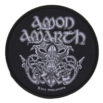 Našitek AMON AMARTH - ODIN - RAZAMATAZ, RAZAMATAZ, Amon Amarth