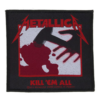 obliž Metallica - Kill 'Em All - RAZAMATAZ - SP2723