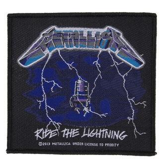 obliž METALLICA - RIDE THE LIGHTNING - RAZAMATAZ, RAZAMATAZ, Metallica