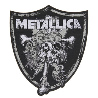 obliž METALLICA - RAIDERS SKULL - RAZAMATAZ, RAZAMATAZ, Metallica