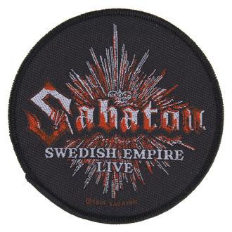 obliž SABATON - SWEDISH EMPIRE LIVE - RAZAMATAZ, RAZAMATAZ, Sabaton