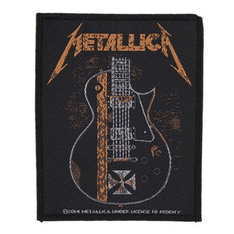 obliž METALLICA - HETFIELD GUITAR - RAZAMATAZ, RAZAMATAZ, Metallica
