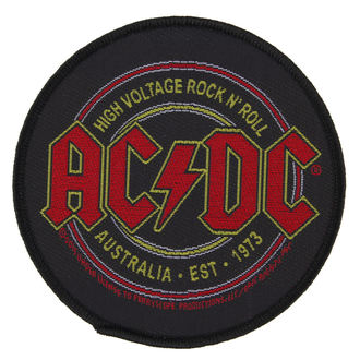 obliž AC / DC - HIGH VOLTAGE ROCK ´N´ ROLL - RAZAMATAZ, RAZAMATAZ, AC-DC
