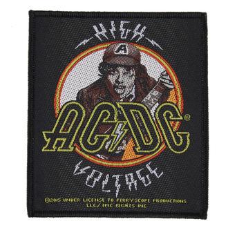 Našitek AC / DC - HIGH VOLTAGE ANOUS - RAZAMATAZ, RAZAMATAZ, AC-DC